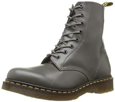 Dr. Martens Women's Pascal Boot, Grey, 4 F(M) UK/6 B(M) US