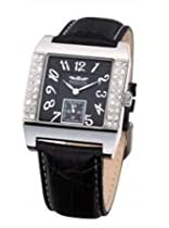 Perigaum 1972 Fiona P-0807-SS Wristwatch for Her With crystals