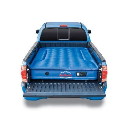 Coleman Twin Sized Flocked   on Original Truck Bed Air Mattress With Built In Pump Full Size Short Bed