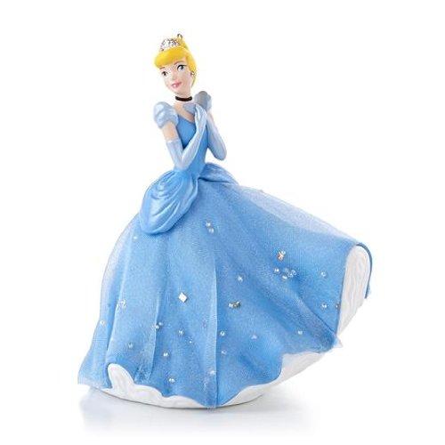 A Vision In Blue – Disney Cinderella 2013 Hallmark Ornament