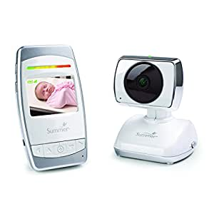 Summer Infant Baby Secure Pan/Scan/Zoom Video Baby