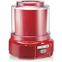 Hamilton Beach 68881Z 1.5-Quart Ice Cream Mixer (Red)