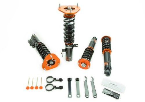 Ksport CHD070-KP Kontrol Pro Damper System (1990 Honda Accord Coilover Kit compare prices)