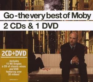 Moby - Go: The Very Best of Moby (Coffret 2CD+DVD) - Zortam Music