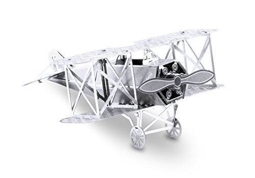 Metal Earth 3D Metal Model - Fokker D-VII Plane