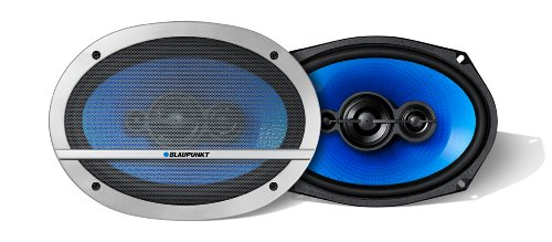 Blaupunkt Blue Magic Ql 690 - 6X9-Inch 300-Watt 4-Way Speaker System