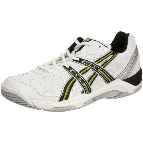 Asics Men's Gel-Game 2Oc Court White/Black/Lime E904Y0190 7 UK