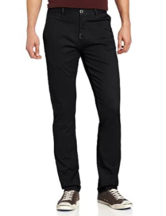 LRG Core Collection Men's LRG Core Collection SS Twill Chino Pants 30 Black