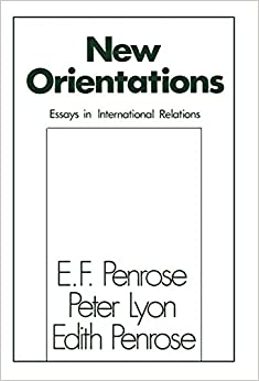 Amazon.com: New Orientations: Essays in International Relations ...