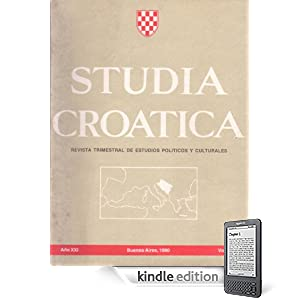 Studia Croatica - números 78-79 - 1980 (Spanish Edition) (Kindle Edition)