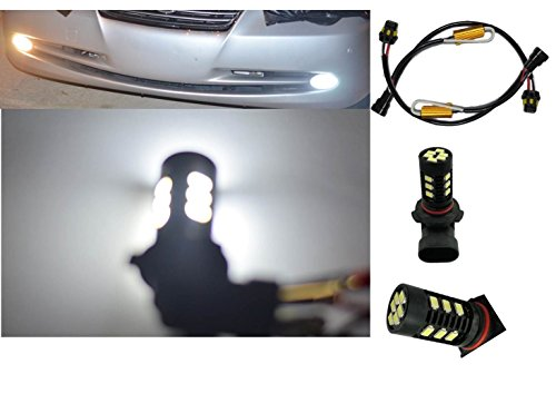 Blast Led 2Pc Volkswagen Jetta Mk6 Led Fog Light - Error Free Samsung 5630