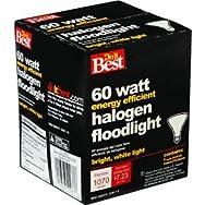 Indoor/Outdoor Halogen Floodlight Light Bulb-60W PAR38 HAL FLOOD BULB