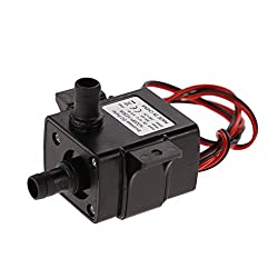P4PM Ultra-quiet DC 12V 3M 240L/H Brushless Submersible Water Pump High Qualtiy