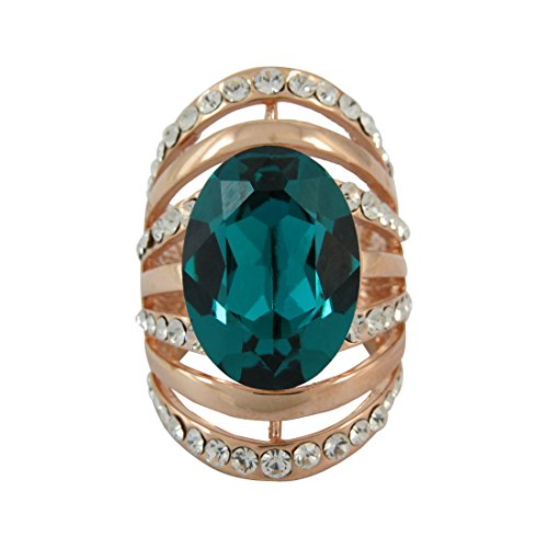 [Green Cleopatra Ring Size 8] (Cleopatra Outfit)