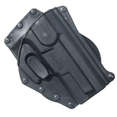 Fobus Paddle HandGun Holster Model SG-09. Fits to: CZ CZ99 Zastava, Sig/Sauer Sig Pro SP2009, 2022. Hand Gun Holdster