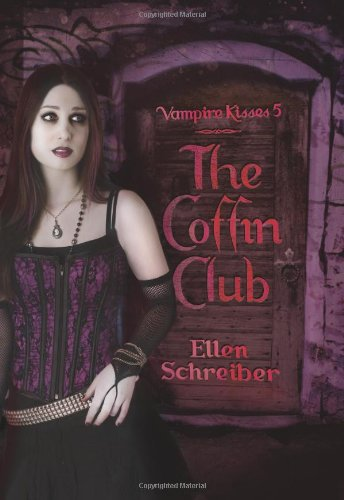 Cover of The Coffin Club (Vampire Kisses, Book 5)