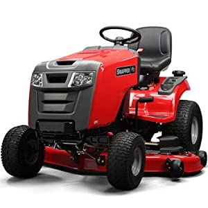 Snapper 2691020 540 cc 20 HP Gas Powered 42-in Pedal Operated Lawn Tractor by Snapper
