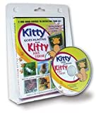 PetQwerks Kitty Movie Entertainment DVD for Cats