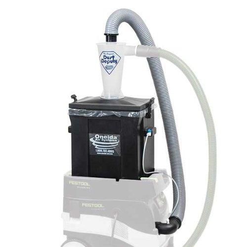 Festool Vacuum: Oneida Ultimate Dust Deputy II by Oneida