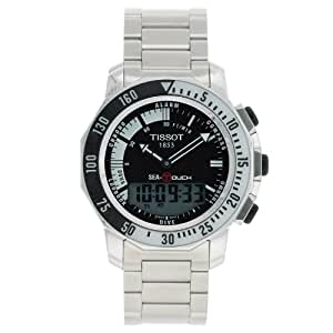 Tissot Men's T0264201105101 Sea-Touch Watch