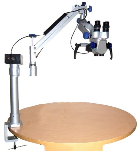Portable Ent Microscope With Led Illumination