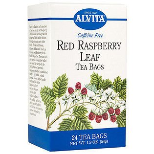 Organic Red Raspberry Leaf Tea