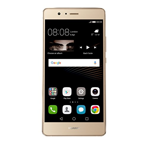 HUAWEI P9 LITE SIMフリースマートフォン VNS-L22-GOLD(ゴールド) 【日本正規代理店品】