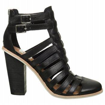 Dv By Dolce Vita Women'S Mirella Dress Sandal,Black,7.5 M Us