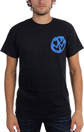 Pennywise-Gruppo-Maglietta da uomo nero Medium