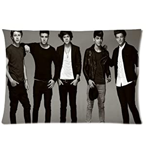 """One Direction Pillowcase Covers Standard Size 20""""x30"""" CC3178 by Customshopcenter"""