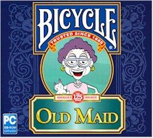 High Quality Encore Bicycle Cards Old Maid Games Casino Windows Xp Vista 7 125Th Anniversary Edition 3D