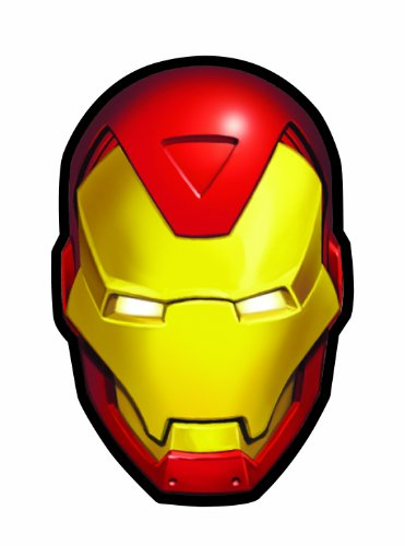 Marvel Iron Man Head Magnet - 1