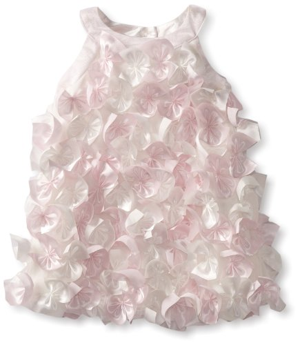 Best Biscotti Baby-girls Infant Fan Club Sleeveless Dress, Ivory, 12 Months  Review