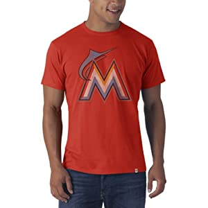 MLB Florida Marlins Mens Flanker Tee by
