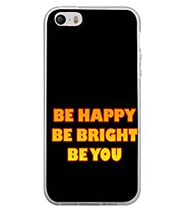 Life Quote 2D Hard Polycarbonate Designer Back Case Cover for Apple iPhone 4