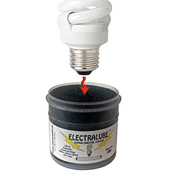 Electralube Light Bulb Lubricant - Electrical Lube & Bulb
