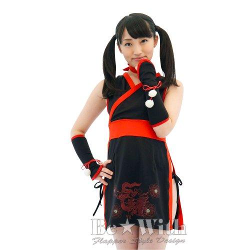 姫忍者/黒×赤