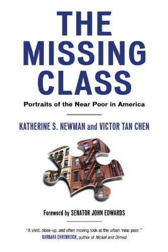 The Missing Class: Portraits of the Near Poor in America