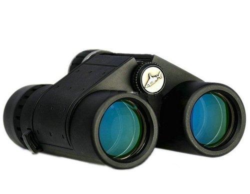 Optical Roof Prism Binocular For Bird Watching 8X32 (120M/1000M) Black Telescope