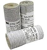 """3M Stikit Tri-M-Ite 2 1/2"""" Roll 120 Grit (70"""" Roll)"""