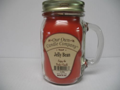 13oz JELLY BEAN Scented Jar Candle