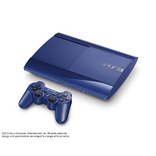 PlayStation3 250GB アズライト・ブルー