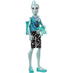 Monster High DTV85 Shriek Wrecked Gillington Gil Webber Doll