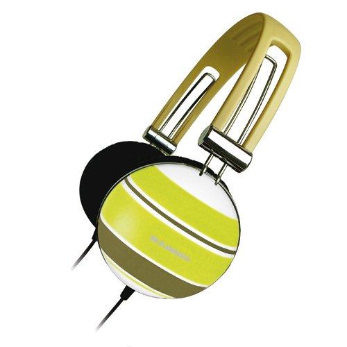 Zumreed / Border Headphones, Green