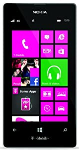 Nokia Lumia 521 T-Mobile GSM Windows 8 4G Noncontract Smartphone - White