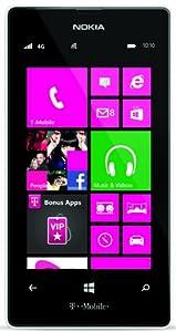 Nokia Lumia 521 T-Mobile Cell Phone - White