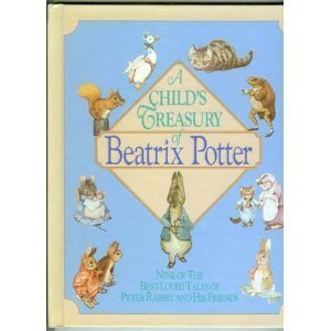 Child's Treasury of Beatrix Potter, Potter, Beatrix