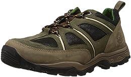 Woodland Mens Leather Sneakers B00N2K6GF8