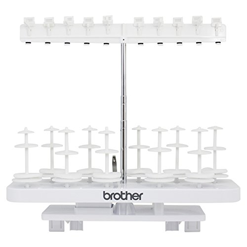 Brother SA561 10-Spool Thread Stand for VM6200D, VM5100, VQ3000, VQ2400, VE2200, Quattro 6000D, Quattro 2 6700D, Quattro 3 6750D (Brother Dreamweaver Vq3000 compare prices)