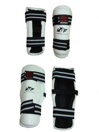 Wacoku Taekwondo-Unterarmschutz, WTF-anerkannt